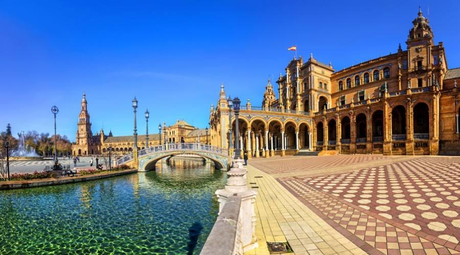 Siviglia - Plaza de España