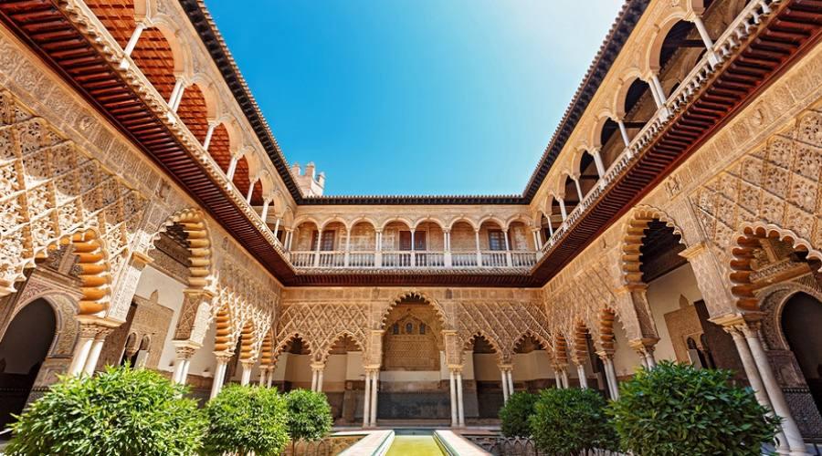 Palazzo Alcazar a Siviglia