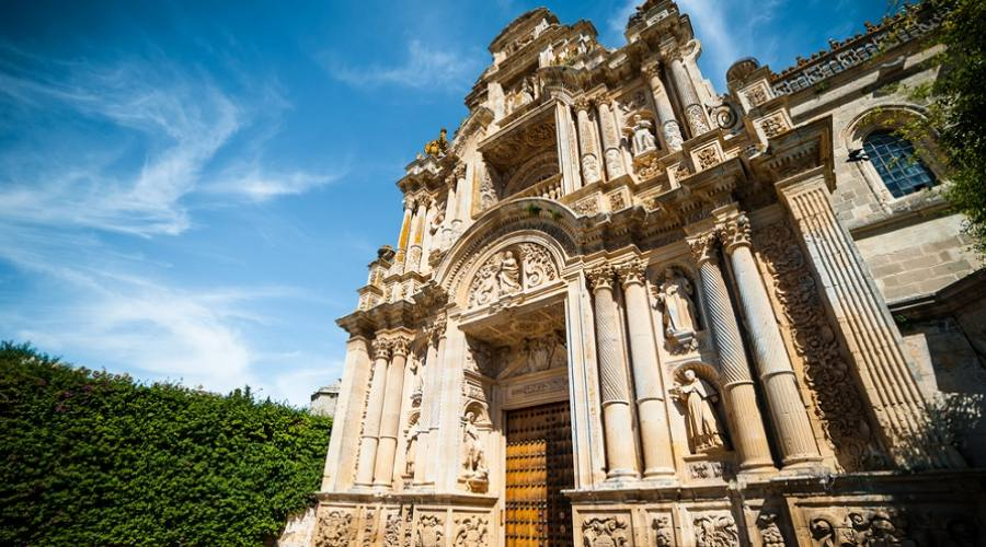 La Certosa di Jerez de la Frontera