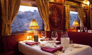 Viaggio a bordo del Treno di lusso Al Andalus