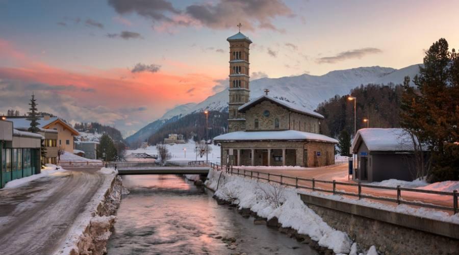 St. Moritz inverno