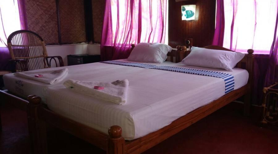 Bangaram Resort, camera