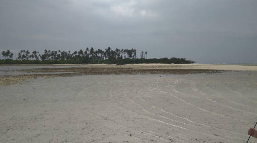 spiaggia delle Laccadive