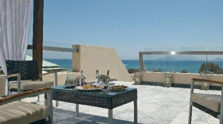 terrazza panoramica villa