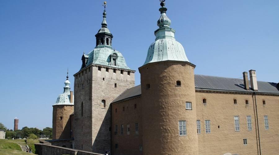 Kalmar castello