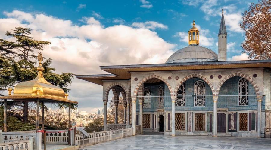 palazzo imperiale di topkapi