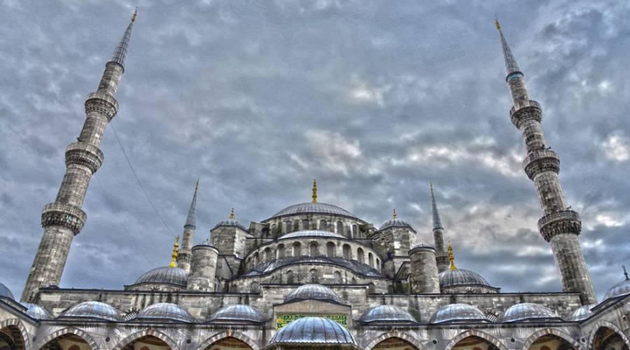 Moschea del Sultano Ahmet