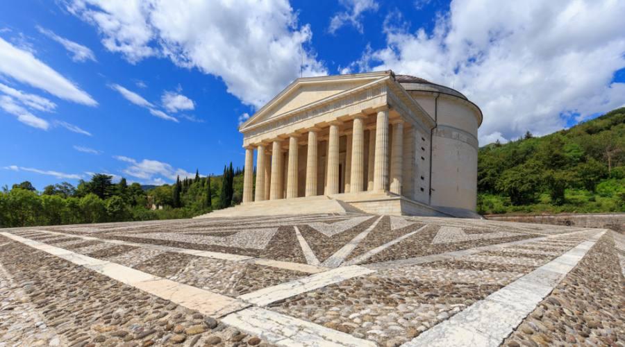 Il Tempio del Canova a Possagno