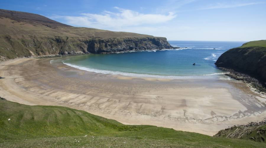Donegal spiaggie bianche