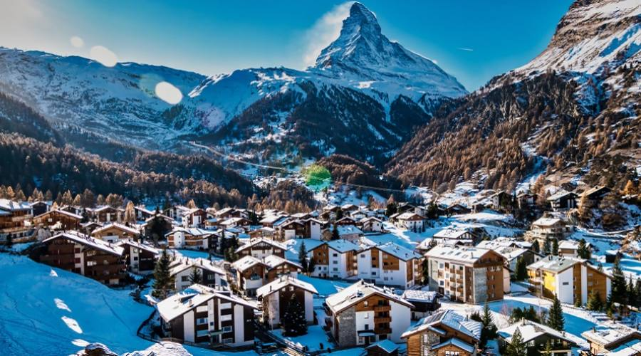 Zermatt e Monte Cervino