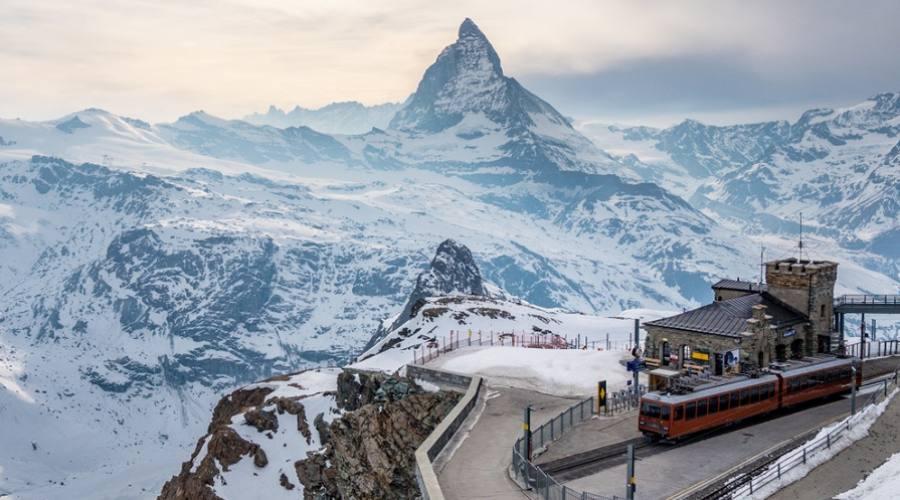 Paesaggi - Svizzera in treno