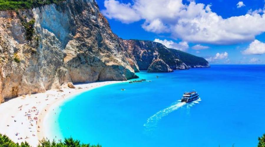 isola di Lefkada