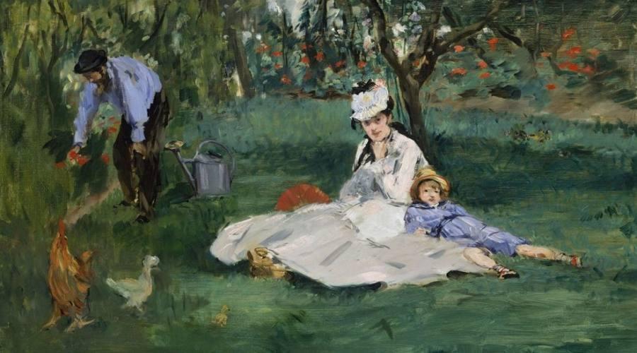 Quadro famoso di Monet