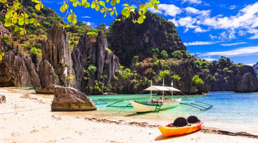 La bellezza selvaggia delle Filippine