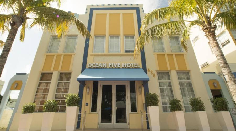 Ocean Five Miami Beach