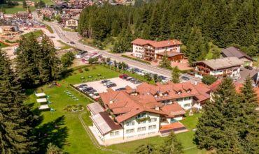 Le Dolomiti Gluten Free con Spa Parco Ski bus invernale e trenino estivo
