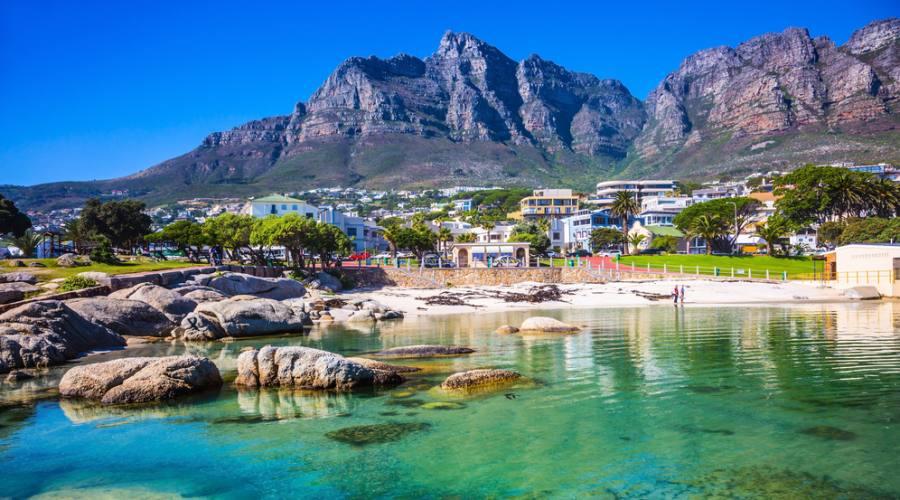 Cape Town spiaggia