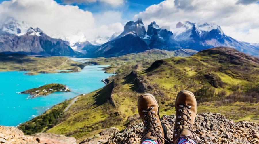 Viaggio Zaino in Spalla - Patagonia