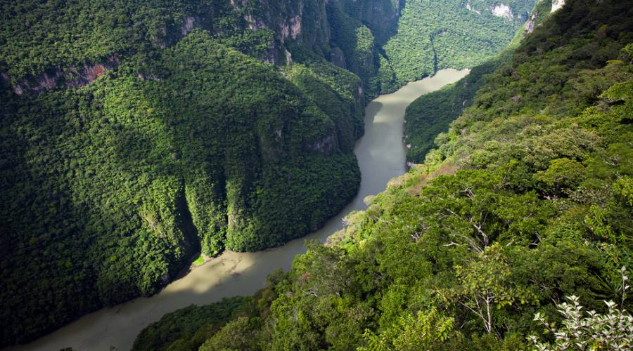Canyon Sumidero National Park