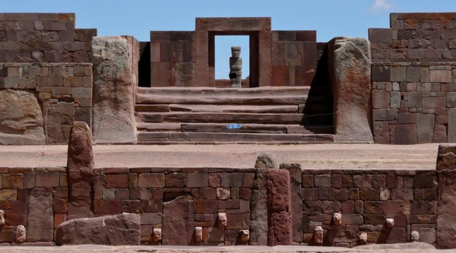 Tiahuanaco sito archeologico