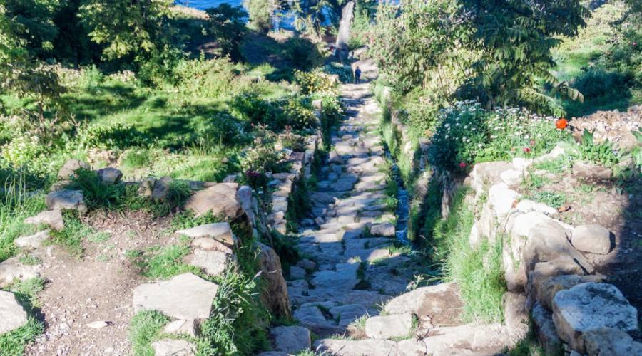 Yumani - Escalera Inca
