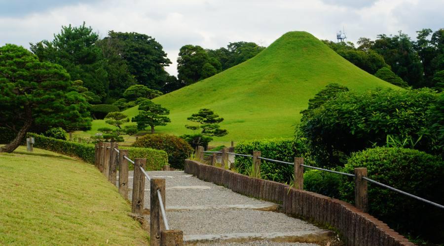 I giardini Suizenji a Kumamoto