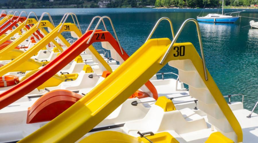 Lago di Ledro Attività estive