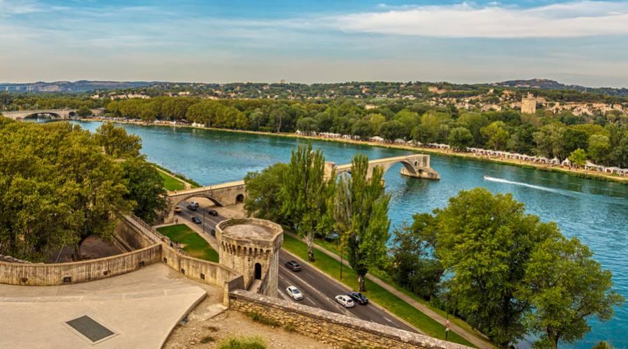 Avignone e il suo ponte
