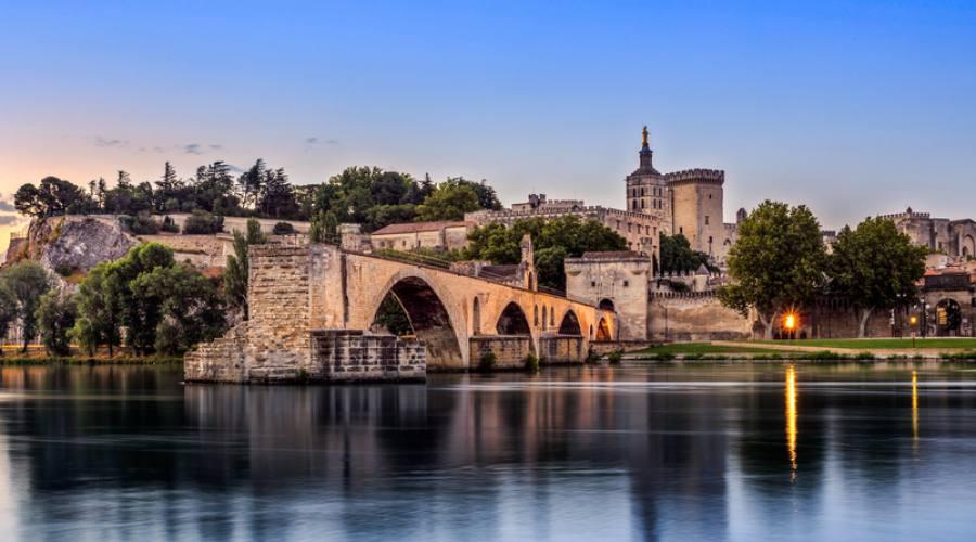 Avignone, il Palazzo dei Papi