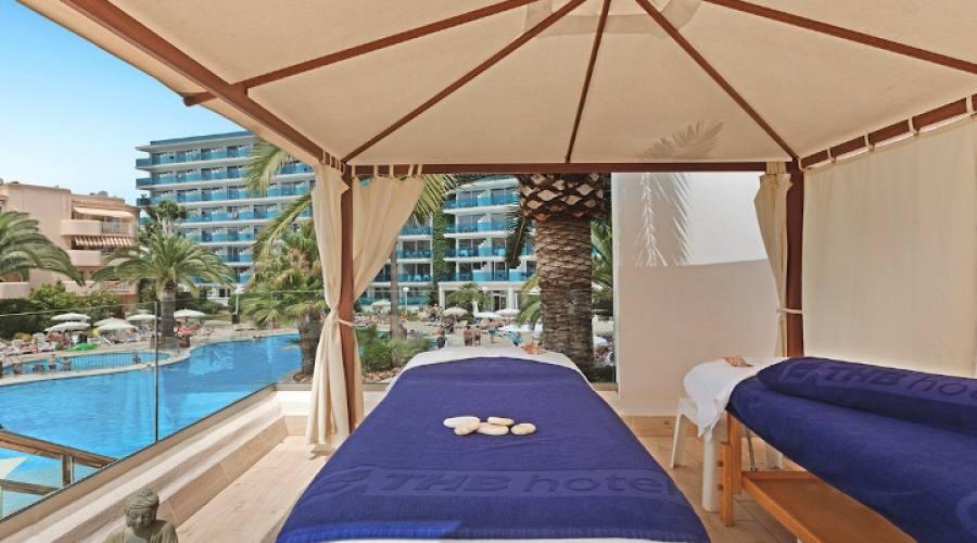 Area trattamenti estetici e massaggi