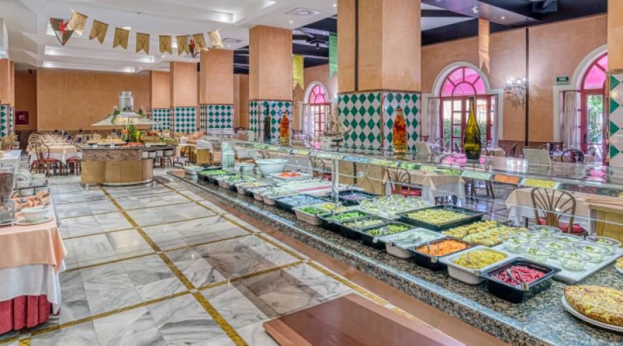 Buffet Gluten Free