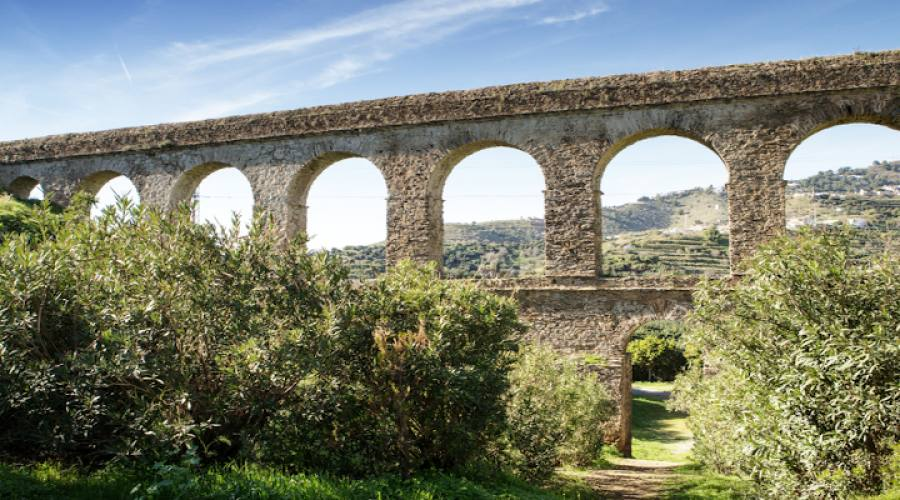 Almunecar Acquedotto romano
