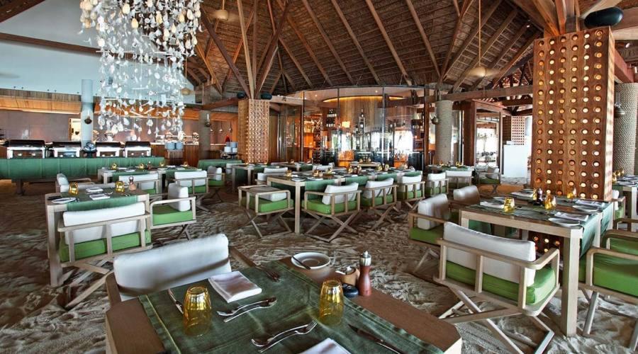 Il ristorante Manta