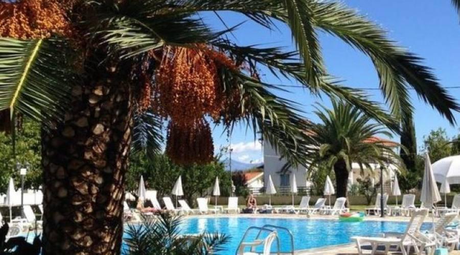 piscina hotel