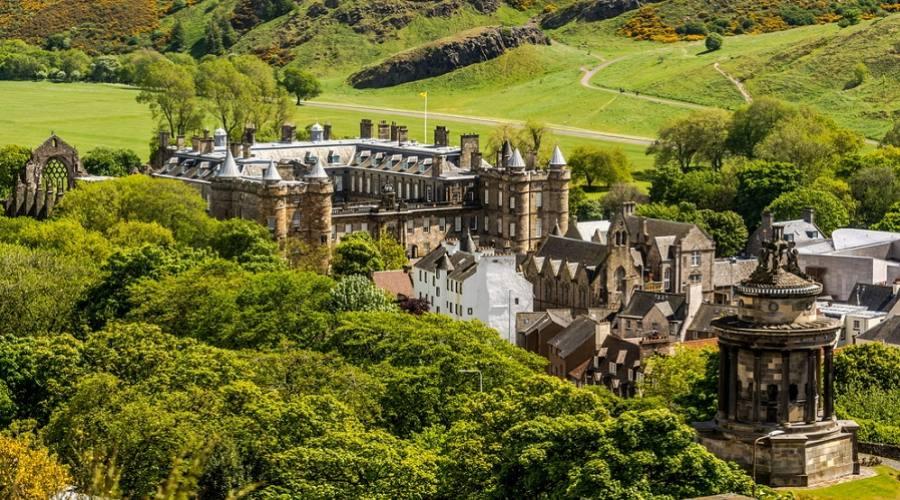 Holyrood Palace - Edimburgo