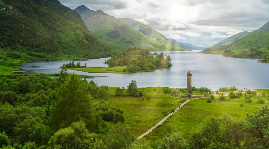 Paesaggi scozzesi