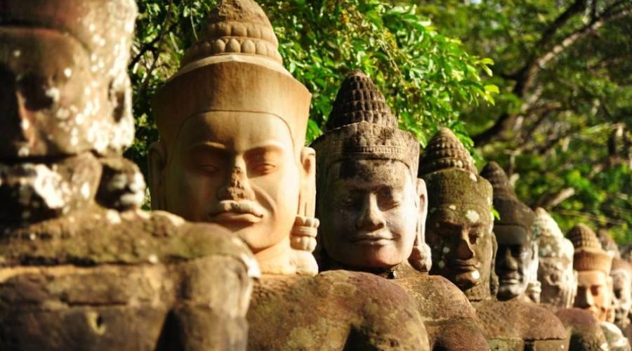 Cambogia, Angkor Thom