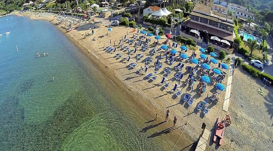 spiaggia Naregno