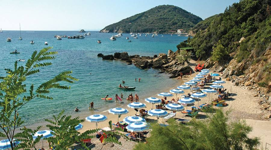 spiaggia del'Hotel