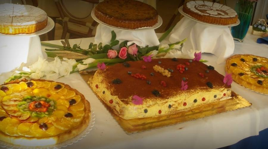 buffet torte