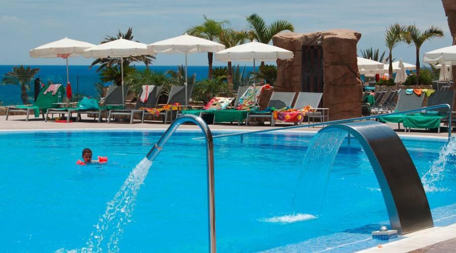 terrazza piscina