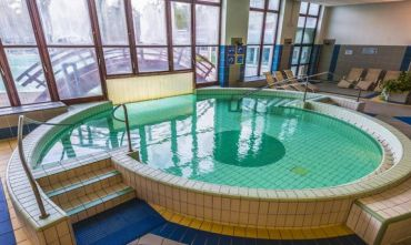 Terme Benessere e Spa in Hotel Senza Glutine sul fiume con bici ed escursioni