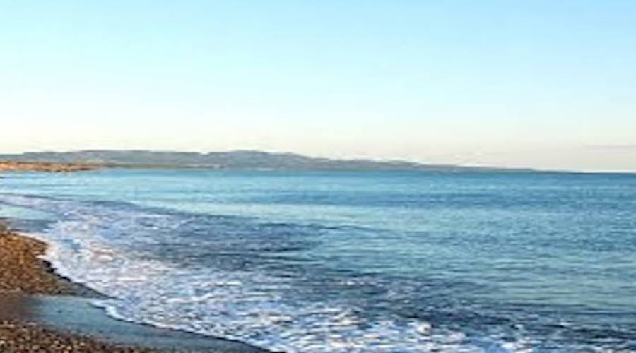 Spiaggia delle Goretta