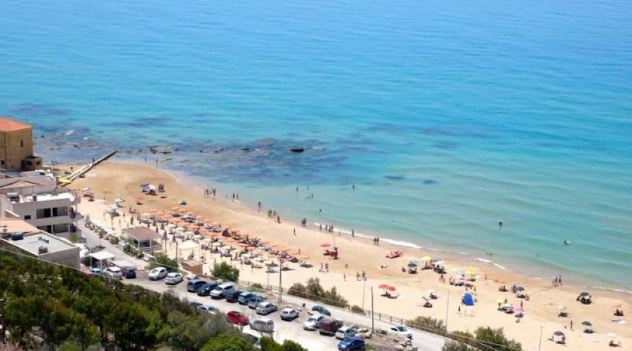Spiaggia Selinute