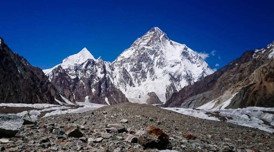 K2 e Broad Peak