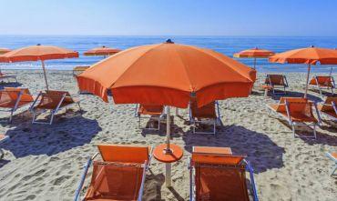Hotel 3 stelle fronte mare con mini club