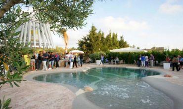 Hotel Wine Bar e Pasticceria Senza Glutine con piscina Bio nella campagna Trapanese