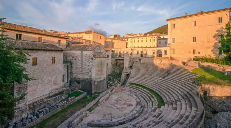 Teatro Romano, Spoleto