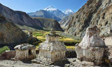 Trekking in Ladakh, Valle di Markha
