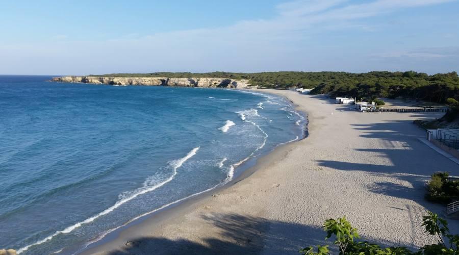 Spiaggia del Salento